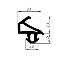 Tesnenie S-1155 Plus-tec