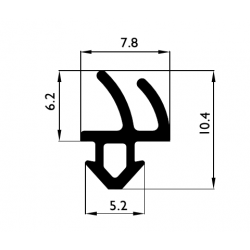 Tesnenie S-1388 Rehau
